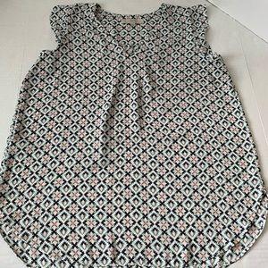 Women's LOFT Blouse Large